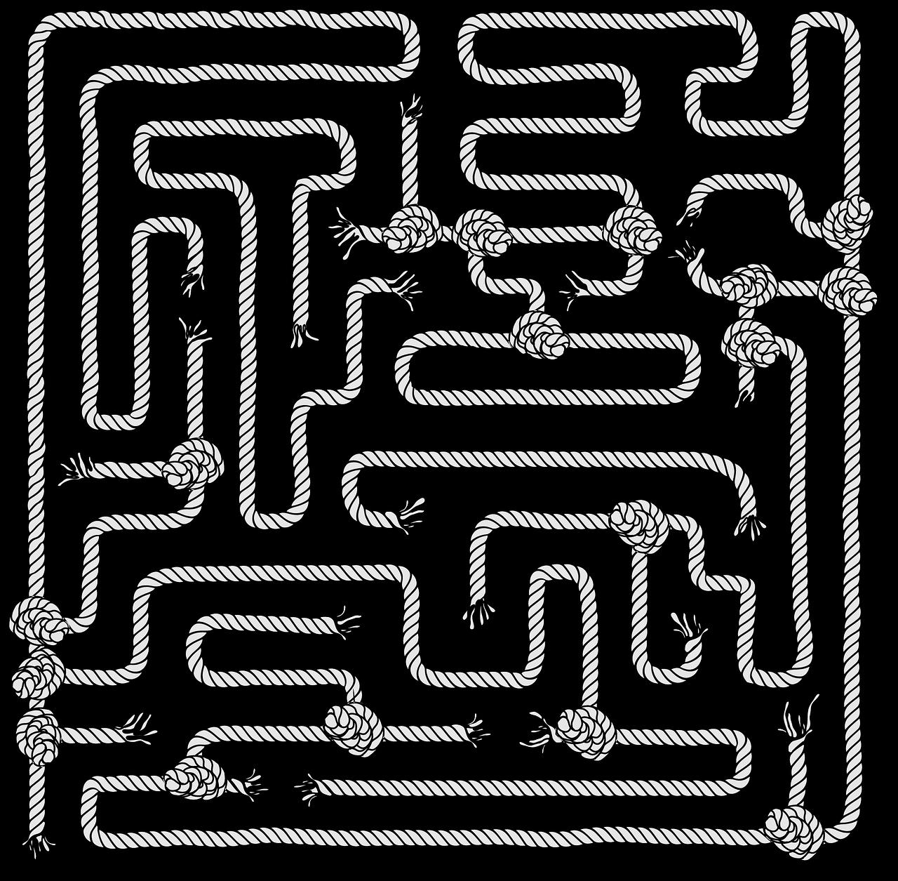 Il labirinto emotivo del lutto